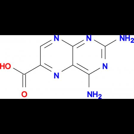2,4-Diaminopteridine-6-carboxylic acid