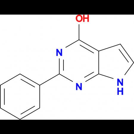 2-PHENYL-7H-PYRROLO[2,3-D]PYRIMIDIN-4-OL