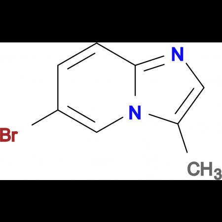 6-BROMO-3-METHYLIMIDAZO[1,2-A]PYRIDINE
