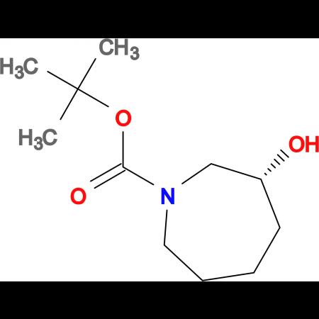 (R)-TERT-BUTYL 3-HYDROXYAZEPANE-1-CARBOXYLATE