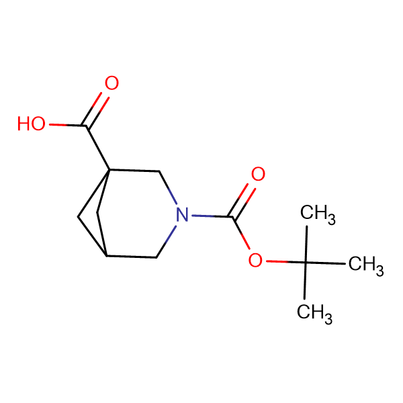 3-(TERT-BUTOXYCARBONYL)-3-AZABICYCLO[3.1.1]HEPTANE-1-CARBOXYLIC ACID