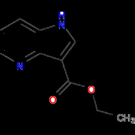 ETHYL 1H-PYRROLO[3,2-B]PYRIDINE-3-CARBOXYLATE