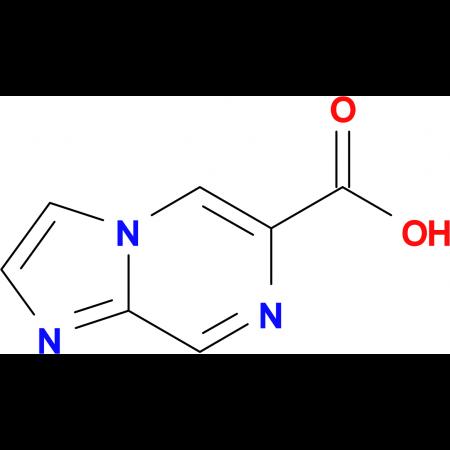 IMIDAZO[1,2-A]PYRAZINE-6-CARBOXYLIC ACID