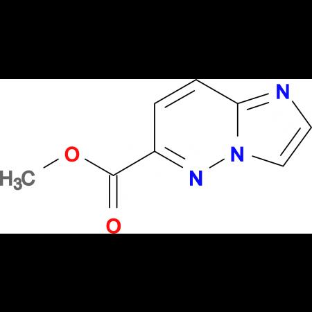 METHYL IMIDAZO[1,2-B]PYRIDAZINE-6-CARBOXYLATE