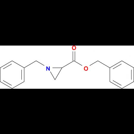 BENZYL 1-BENZYLAZIRIDINE-2-CARBOXYLATE