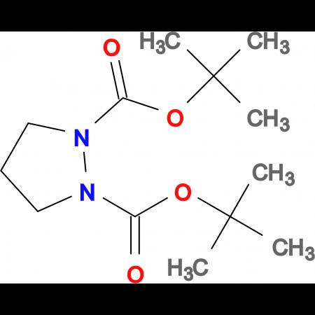 DI-TERT-BUTYL PYRAZOLIDINE-1,2-DICARBOXYLATE