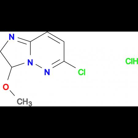 6-chloro-3-methoxy-2,3-dihydroimidazo[1,2-b]pyridazine hydrochloride