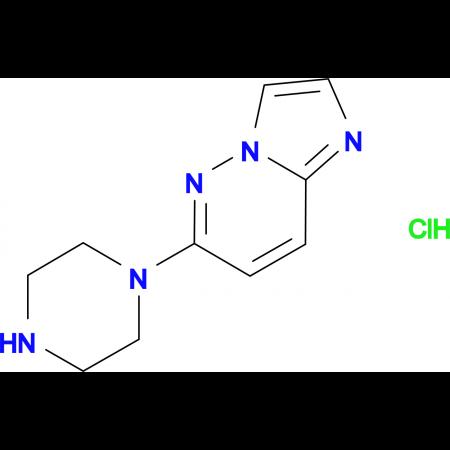 6-piperazin-1-ylimidazo[1,2-b]pyridazine hydrochloride