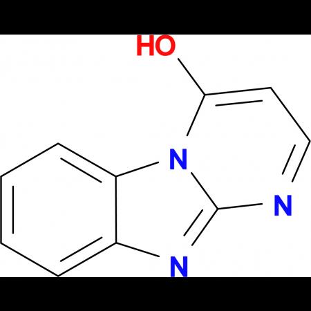 pyrimido[1,2-a]benzimidazol-4-ol