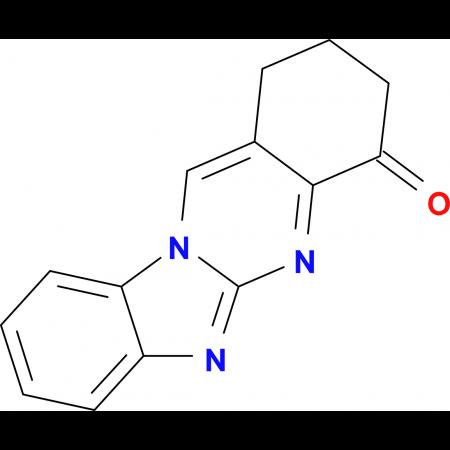 2,3-dihydrobenzimidazo[2,1-b]quinazolin-4(1H)-one