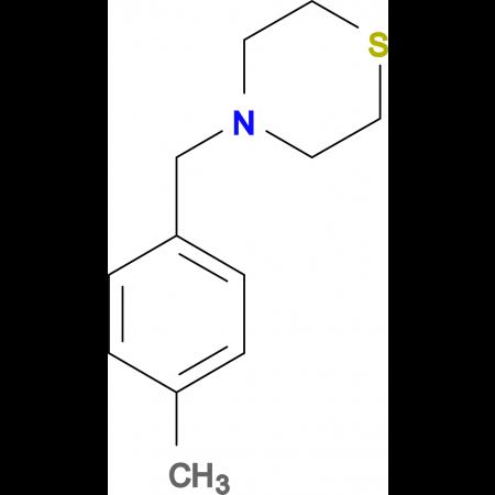 4-(4-Methylbenzyl)thiomorpholine