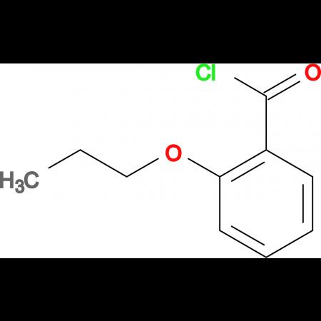 2-n-Propoxybenzoyl chloride