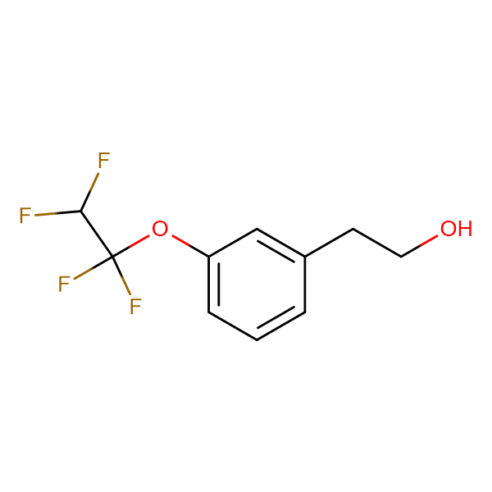 3-(1,1,2,2-Tetrafluoroethoxy)phenethyl alcohol