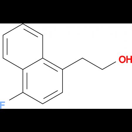 2-(4-Fluoro-1-naphthyl)ethanol