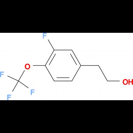 3-Fluoro-4-(trifluoromethoxy)phenethyl alcohol