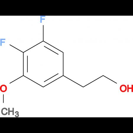 3,4-Difluoro-5-methoxyphenethyl alcohol
