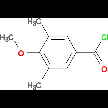 3,5-Dimethyl-4-methoxybenzoyl chloride