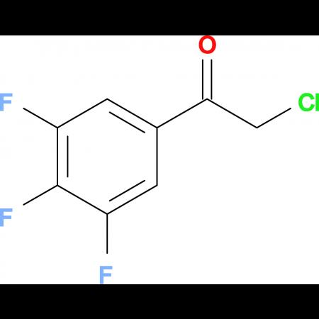 2-Chloro-1-(3,4,5-trifluorophenyl)ethanone