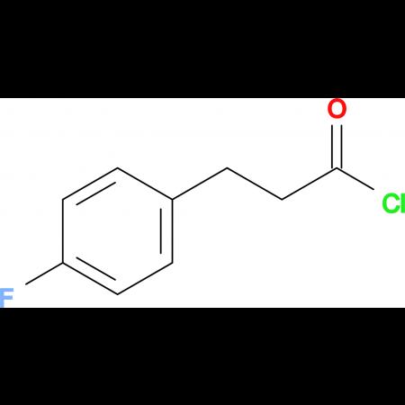 3-(4-Fluorophenyl)propionyl chloride