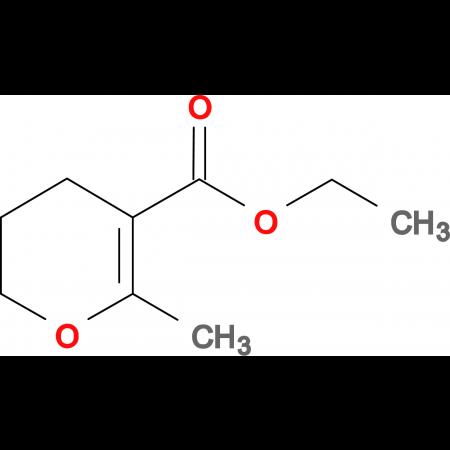 3-Ethoxycarbonyl-5,6-dihydro-2-methyl-4H-pyran