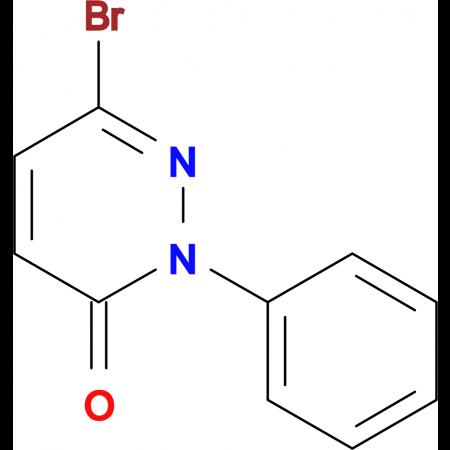 6-Bromo-2-phenylpyridazin-3(2H)-one