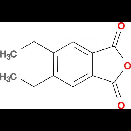 4,5-Diethyl-phthalic acid anhydride