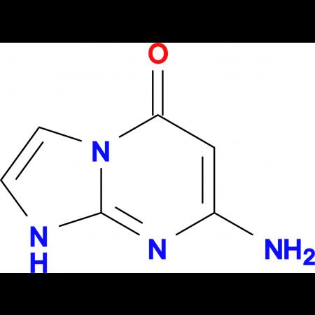 7-aminoimidazo[1,2-a]pyrimidin-5(1H)-one