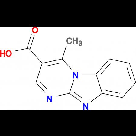 4-methylpyrimido[1,2-a]benzimidazole-3-carboxylic acid