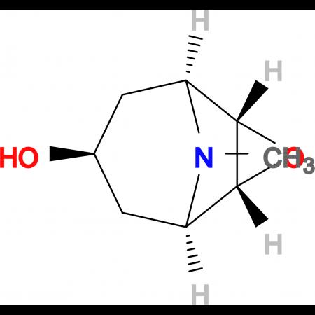 (1R,2R,4S,5S,7s)-9-Methyl-3-oxa-9-azatricyclo[3.3.1.02,4]nonan-7-ol