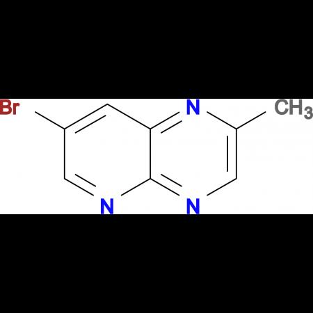7-Bromo-2-methylpyrido[2,3-b]pyrazine
