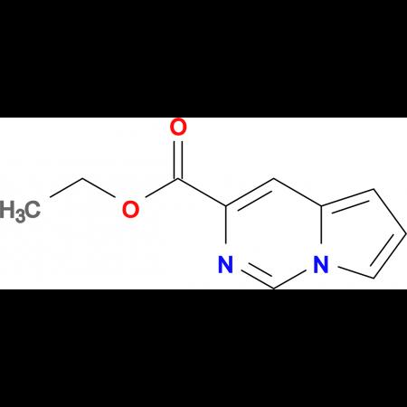 Ethyl pyrrolo[1,2-c]pyrimidine-3-carboxylate