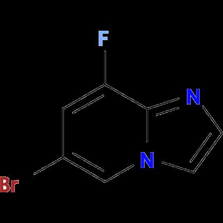 6-Bromo-8-fluoroimidazo[1,2-a]pyridine