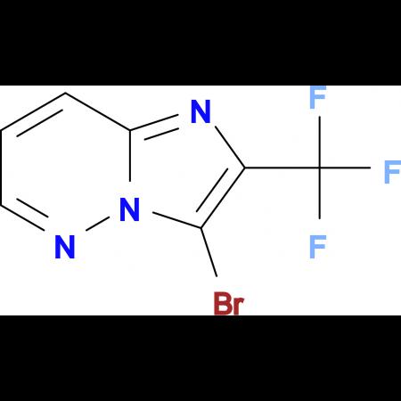 3-Bromo-2-(trifluoromethyl)imidazo[1,2-b]pyridazine
