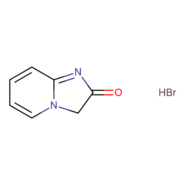 Imidazo[1,2-a]pyridin-2(3H)-one hydrobromide
