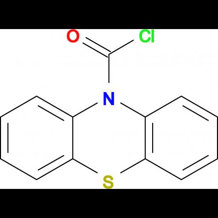 Phenothiazine-10-carbonyl chloride