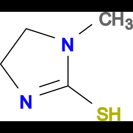 1-Methyl-4,5-dihydro-1H-imidazole-2-thiol