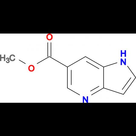 Methyl 1H-pyrrolo[3,2-b]pyridine-6-carboxylate
