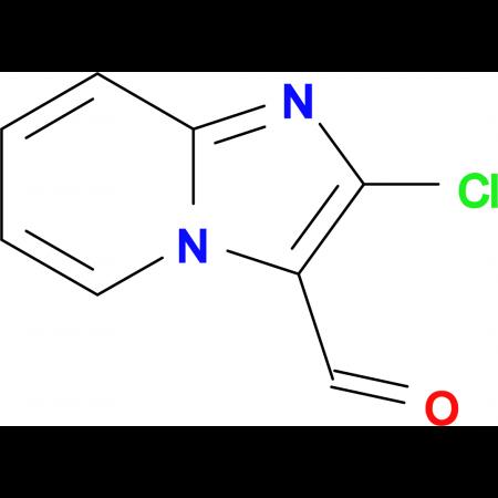 2-Chloroimidazo[1,2-a]pyridine-3-carbaldehyde