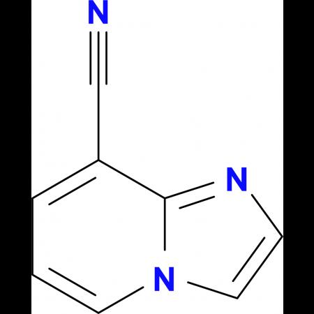 Imidazo[1,2-a]pyridine-8-carbonitrile