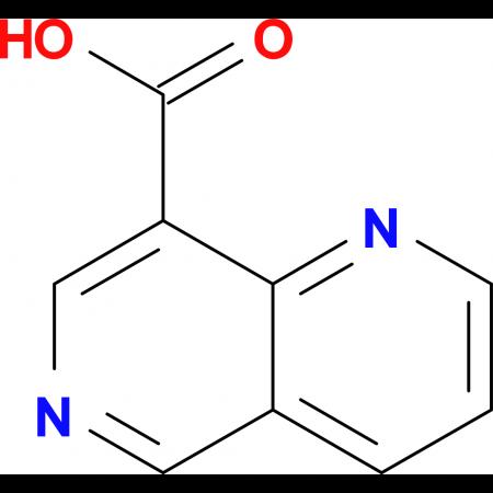 1,6-Naphthyridine-8-carboxylic acid