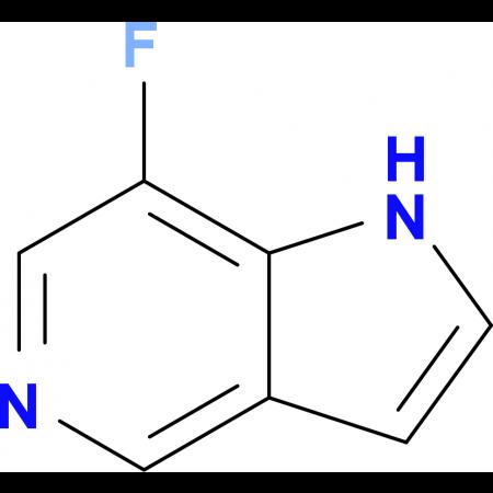 7-Fluoro-1H-pyrrolo[3,2-c]pyridine