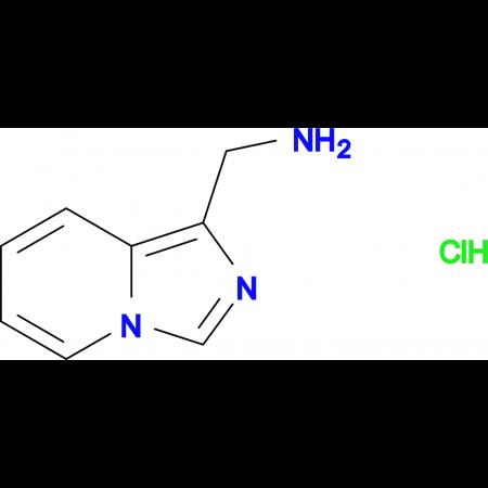 Imidazo[1,5-a]pyridin-1-ylmethanamine hydrochloride