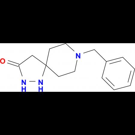 8-Benzyl-1,2,8-triazaspiro[4.5]decan-3-one
