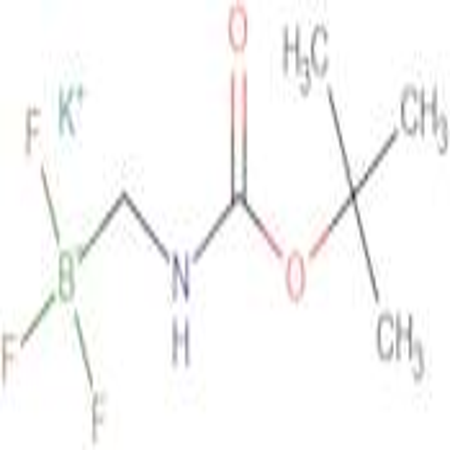 Potassium (((tert-butoxycarbonyl)amino)methyl)trifluoroborate