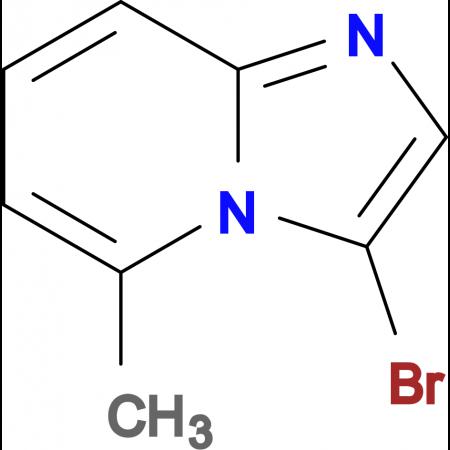 3-Bromo-5-methylimidazo[1,2-a]pyridine