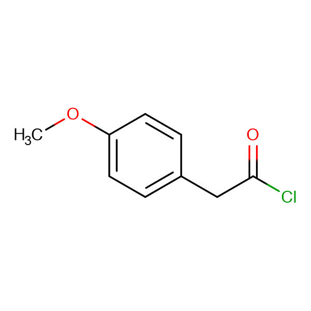 2-(4-Methoxyphenyl)acetyl chloride