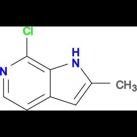 7-Chloro-2-methyl-1H-pyrrolo[2,3-c]pyridine