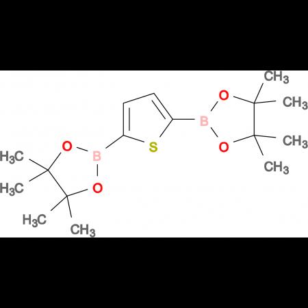 2,5-Bis(4,4,5,5-tetramethyl-1,3,2-dioxaborolan-2-yl)thiophene