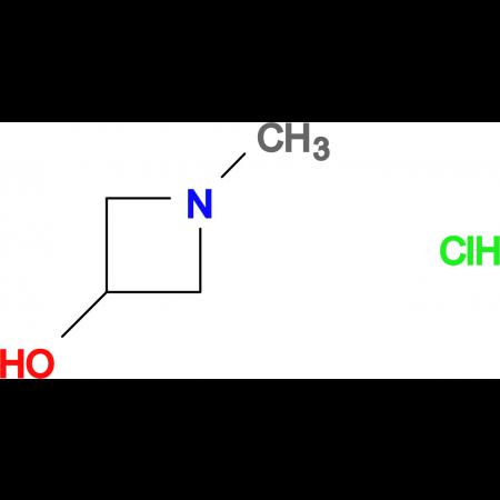 1-Methylazetidin-3-ol hydrochloride