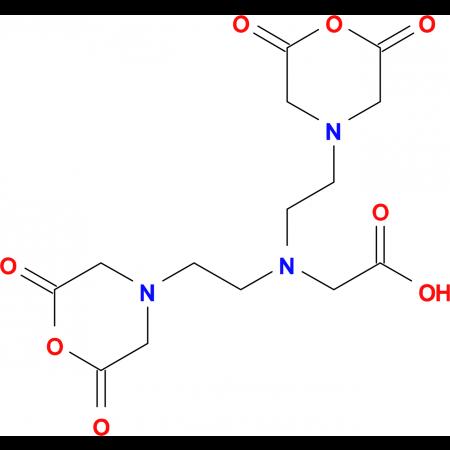 2-(Bis(2-(2,6-dioxomorpholino)ethyl)amino)acetic acid